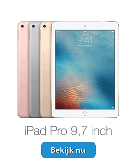 Apple iPad Pro 9,7 inch hoes