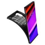 Spigen Rugged Armor Galaxy Note 10 hoesje Zwart
