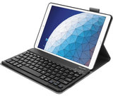 Mobiparts Keyboard Folio iPad Air 2019 toetsenbord hoesje