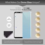 Whitestone Dome Glass Galaxy Note 10 screenprotector