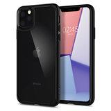 Spigen Ultra Hybrid iPhone 11 Pro Max hoes Zwart