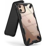 Ringke Fusion iPhone 11 hoesje Zwart