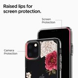 Spigen Ciel iPhone 11 Pro hoesje Rose Floral