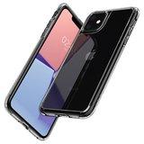 Spigen Quartz Hybrid iPhone 11 hoesje Doorzichtig