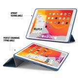 Pipetto Origami TPU iPad 2019 10,2 inch hoesje Navy