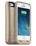 mophie Juice Pack Air case iPhone 5S 1700 mAh Goud
