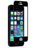 Moshi iVisor Glass iPhone SE/5S screenprotector Black