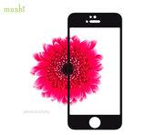 Moshi iVisor Glass iPhone SE/5S screenprotector Black_