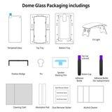 Whitestone Dome Glass Galaxy S20 Plus screenprotector