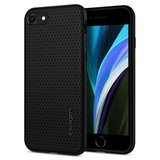 Spigen Liquid Air iPhone SE 2020 / 8 hoesje Zwart