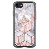 Spigen Ciel iPhone SE 2020 hoesje Pink Marble