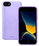LAUT Huex Pastel iPhone SE 2020 hoesje Paars