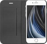 LAUT Prestige Folio iPhone SE 2020 hoesje Zwart