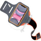 MobipartsComfort iPhone 11 sportband Oranje