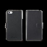 Muvit Slim Folio case iPhone 4S Black_
