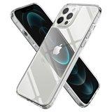 Spigen Quartz Hybrid iPhone 12 Pro Max hoesje Doorzichtig