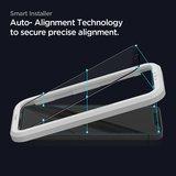 Spigen Edge to Edge Align iPhone 12 Po Max glazen screenprotector 2 pack