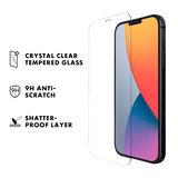 LAUT Prime Glass iPhone 12 mini screenprotector