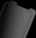 BodyGuardz PRTX Privacy iPhone 12 Pro / iPhone 12 glazen screenprotector