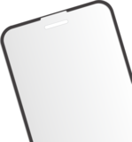 BodyGuardz PRTX iPhone 12 mini glazen screenprotector