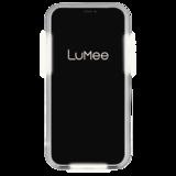 Case-Mate LuMee Halo iPhone 12 Pro Max hoesje Zwart