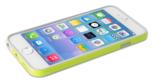 Puro Bumper case iPhone 6 Green