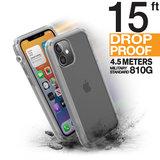 Catalyst Influence iPhone 12 mini hoesje Doorzichtig