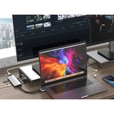 HyperDrive Viper 10 in 2 USB-C hub Zilver