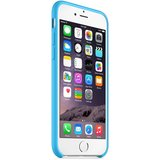 Apple Silicone case iPhone 6 Blue