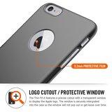 Spigen SGP Thin Fit case iPhone 6 Plus Black