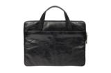 dbramante1928 Leather Silkeborg sleeve 13 inch Black