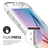 Spigen Ultra Hybrid case Galaxy S6 Crystal Clear