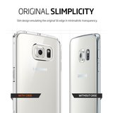 Spigen Ultra Hybrid case Galaxy S6 Edge Crystal Clear