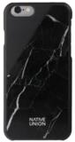 Native Union Clic Marble case iPhone 6 Black