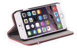Decoded Leather Surface Wallet case iPhone 6 Red