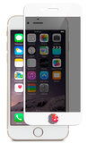 Moshi iVisor Privacy Glass screenprotector iPhone 6/6S White