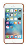 Decoded Leather Backcover iPhone 6/6S Plus Brown