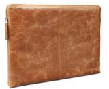 dbramante1928 Leather Skagen sleeve 15 inch Tan