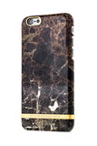 Richmond Finch Marble Glossy case iPhone 6/6S Brown