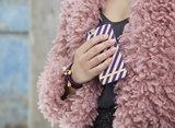 Richmond Finch Lollipop Glossy case iPhone 6/6S Purple
