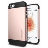 Spigen Slim Armor iPhone SE/5S Rose Gold