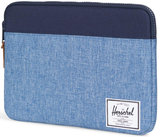 Herschel Supply Anchor sleeve 13 inch Limoges Crosshatch