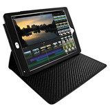Piel Frama Cinema iPad Pro 12,9 inch case Croco Black