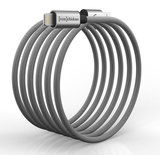 Fuse Chicken Armour Charge LightningCable 2m Silver