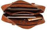 dbramante1928 Leather Rosenborg 16 inch bag Tan