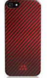 Evutec Karbon S iPhone SE/5S hoesje Red
