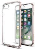 Spigen Neo Hybrid Crystal iPhone 7 hoesje Rose Gold