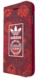 Adidas Booklet iPhone 7 Bohemian hoesje Red