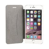 Xqisit Flap Adour iPhone 7 Plus hoesje Black