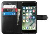 Spigen Wallet iPhone 7 hoesje Black